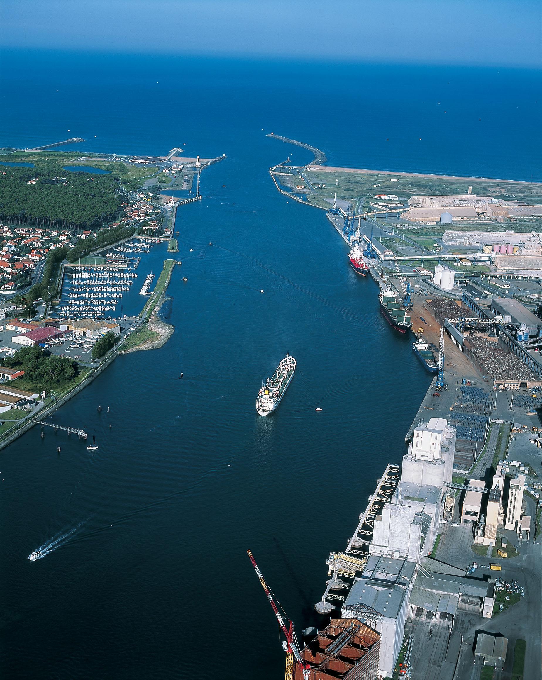 Port de Bayonne
